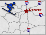 Click to return to main Colorado Downhill Skiing Map