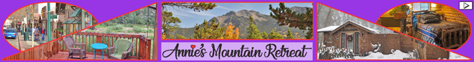 Click here to go to Annie's Mountain Retreat and Guest House page