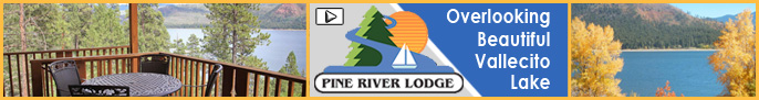 Click here for Pine River Lodge,  lodging near Vallecito Lake Colorado