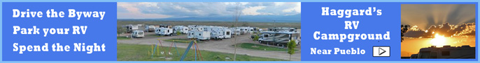 Click here to go to the Haggard's RV Campground page