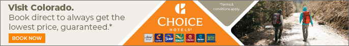 Click Here to Visit the Website for Choice Hotels Colorado