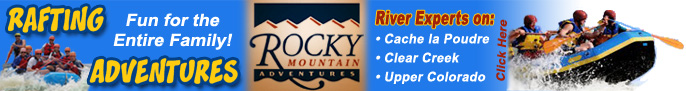 Click here to go to the Rocky Mountain Adventures Web Page