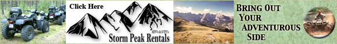 Click here to go to the Storm Peak ATV Rentals and Outfitters page