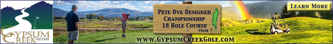 Click Here to go to the Gypsum Creek Golf Course page