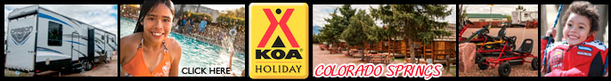 Click here to go to the Colorado Springs KOA page