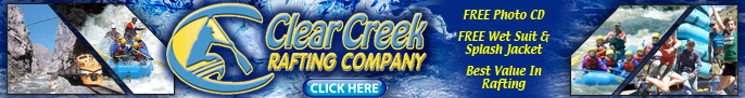 Click here for Clear Creek Rafting Company, Whitewater Rafting near Colorado Springs Colorado