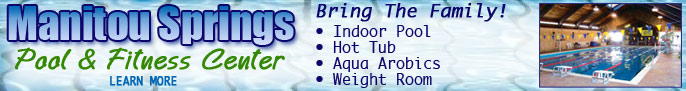 Click here for the Manitou Pool & Fitness Center page