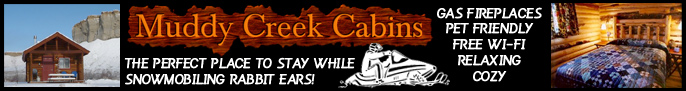 Click here to go to the Muddy Creek Cabins page