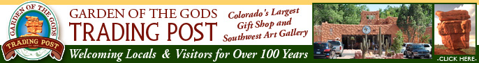 Click here to go to the Garden of the Gods Trading Post page