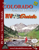 Colorado Vacation Directory RV Parks, Sales, Service, Dealers and Rentals Guide