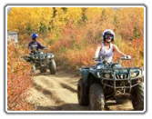 ATV trail riding in Colorado