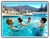 Outdoor Family Swimming Pools in Colorado