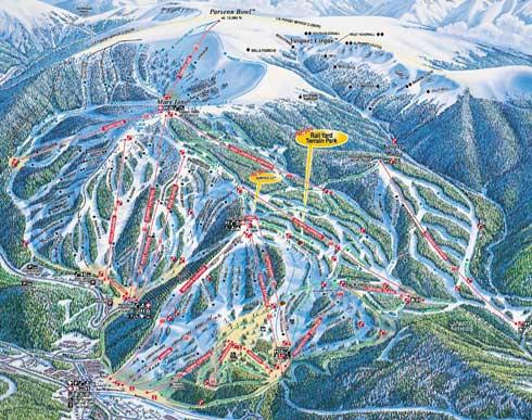 Winter Park Mary Jane Resort Skiing Snowboarding Colorado