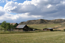Stewart Homestead Cabin - home on the range, The Colorado Vacation Directory
