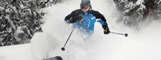 Skiing in Summit County, The Colorado Vacation Directory