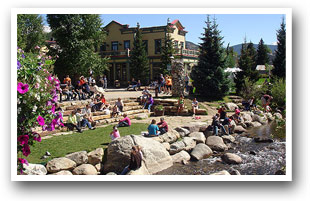 River Walk in Breckenridge, Colorado