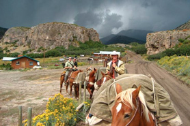 Colorado Ranch, Horserides, Sweetwater, Vail, Glenwood Springs