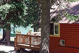 Thunder Mountain Lodge in Summer, The Colorado Vacation Directory
