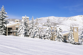 Slopeside Lodging at Timberline Condos near Aspen and Snowmass, Colorado